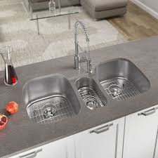 Undermount Kitchen Sink Stainless Steel Mrdirect Stainless Steel 43 X 21 Basin Undermount Kitchen