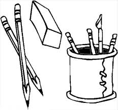 coloring pages pencils alltoys for