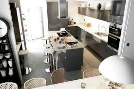 ilot central cuisine avec evier cuisine avec ilot central plaque de cuisson cheap cuisine avec