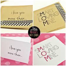 free printable mother u0027s day cards u create