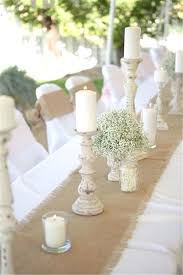 how to make burlap table runners for round tables rustic burlap wedding table runner ideas you will love burlap table
