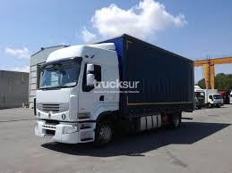 renault premium 460 renault premium 460 dxi tentinių sunkvežimių pardavimas