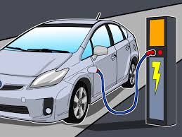 how hybrid cars work how to charge your electric car 3 steps with pictures wikihow
