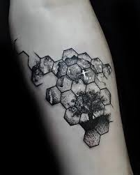 awesome small tree tattoos golfian com