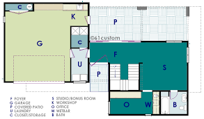 Live Work Floor Plans Ultra Modern Live Work House Plan 61custom Contemporary