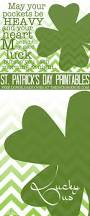 st patricks day free printables the 36th avenue