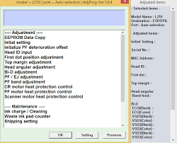 download resetter epson l110 windows 7 reset epson l110 l210 l300 l350 l355 l550 l555 waste ink pad counter