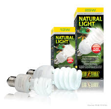 natural light light bulbs exo terra natural light full spectrum daylight bulb