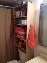 squeeze in more storage over the toilet with this hack ikea