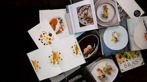 book plates dishes books that inspire plating chefsteps