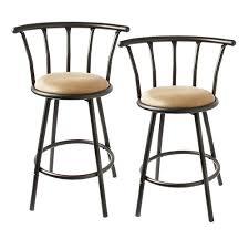 swivel metal bar stool tree shops andthat