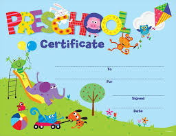 preschool diploma preschool certificate besik eighty3 co