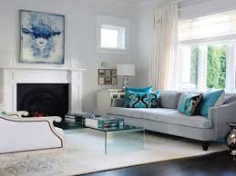 fantastic turquoise and gray living room wallpaper ideas for