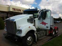 2012 freightliner coronado s n w2312 trucking supplies
