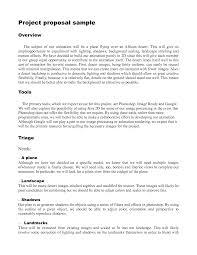 sample proposal template templates memberpro co