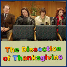 radio show 63 the dissection of thanksgiving pioneer valley