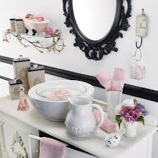 parisian bathroom decor home design shabby chic pinterest paris