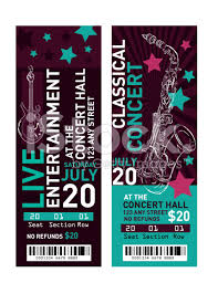 ticket template free download 11 concert ticket templates in psd for photoshop
