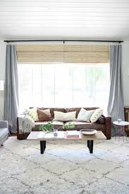 Simple Window Treatments For Large Windows Ideas Marvelous Window Treatment Ideas For Large Windows Inspiration
