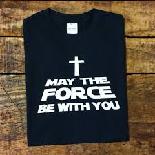 Catholic Home Decor Force Be With You