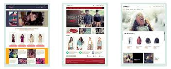 fashion e shop creating your online shopping websites easily and quickly with