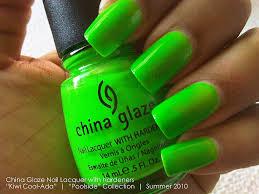 bright neon green nail polish bright green nail colors nails