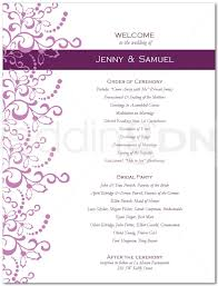 one page wedding programs korbyn s this gift box would be a diwali gift item