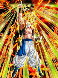 almighty fusion super gogeta dragon ball dokkan battle wikia