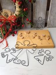 wire tree card holder wire trees photo holders and cards