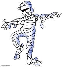 cute halloween mummy clip art free clipart images image clipartix