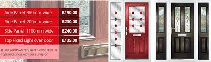 composite door glass door glass designs decorative glaze fused tile and overlay range