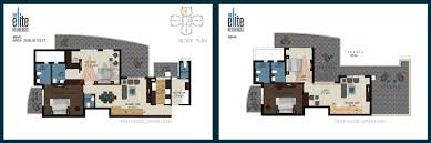 floor plan helper pareena elite residences sector 99 dwarka expressway gurgaon