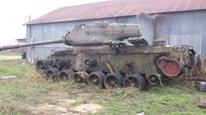 tank for sale on ebay some assembly required