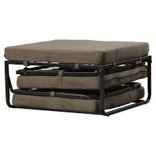 Pull Out Ottoman Bed Sleeper Ottomans Youll Wayfair Throughout Ottoman Pull Out