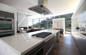 Modern American Kitchen Design Sausalito Residence Behr Design And Ewald Tajbaksh