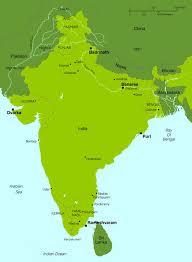 hinduism map religion map caption