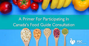 reseau social cuisine sustainable diets an important part of canada s food guide
