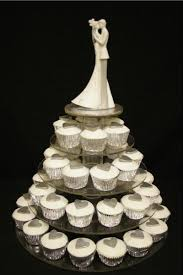73 best cupcake wedding cakes images on pinterest cupcake