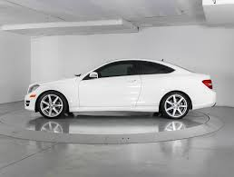 2013 mercedes c class c250 coupe used 2013 mercedes c class c250 coupe for sale in palm