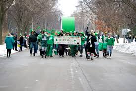 elmhurst u0027s 22nd annual st patrick u0027s day parade grand marshals