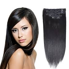 human hair clip in extensions 14 remy human hair clip in extensions for women