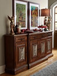 Biltmore Estate Dining Room Linen Fold Sideboard Biltmore