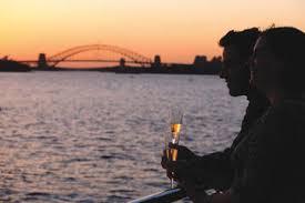 sydney harbor dinner cruise sydney harbour sunset dinner cruise 2018