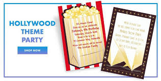 theme invitations theme party invitations party city