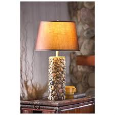 rustic living room table lamps modern house dore kau