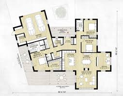 modern style house plan 3 beds 2 50 baths 2116 sq ft plan 924 4