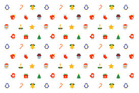 christmas pattern creating a christmas background pattern in adobe illustrator