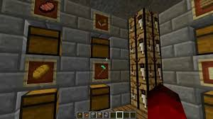 minecraft 1 4 cool chest room showcase u0026 tutorial youtube
