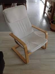 fauteuil maman pour chambre bébé fauteuil à bascule poang ikea avis page 2