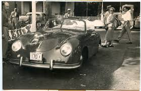 first porsche 356 quantum run 356